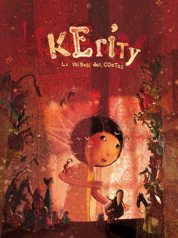 Kerity , la maison des contes