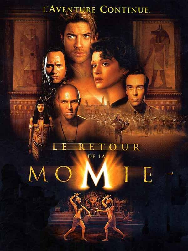 La Momie 2 : Le retour de la momie