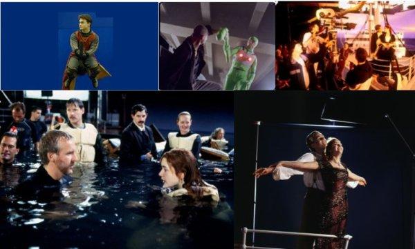 Les Images de films sans effets spéciaux numéro 6