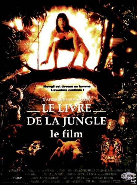 Le livre de la jungle , le film