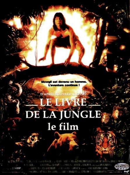 Le livre de la jungle , le film