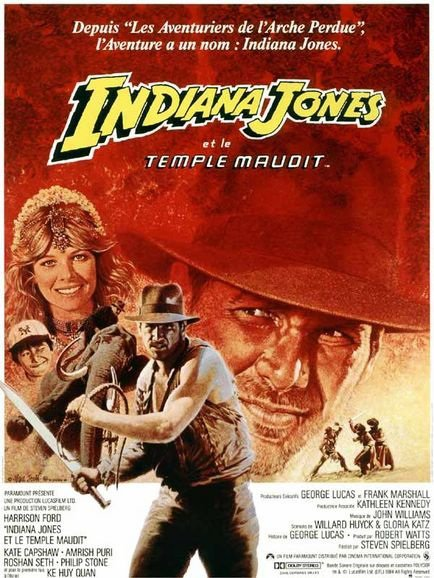 Indiana Jones 2 : Le Temple Maudit