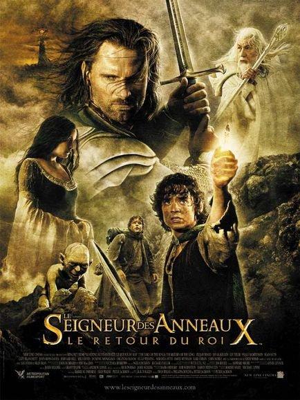 Le seigneur des Anneaux 3 : Le retour du roi