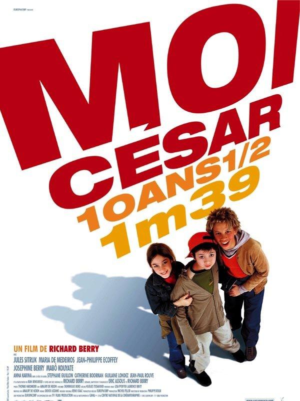 Moi César, 10 ans ½, 1m39
