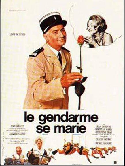 Le gendarme 3 : Le gendarme se marie