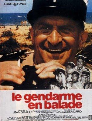 Le gendarme 4 : Le gendarme en balade