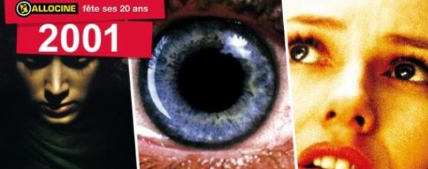 20 ans d'Allociné, Numéro 9 «Hors-Série,Année 2001