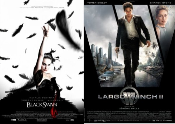 Black Swan ou Largo Winch 2 ?