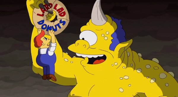 Halloween invite les Simpson numéro 1