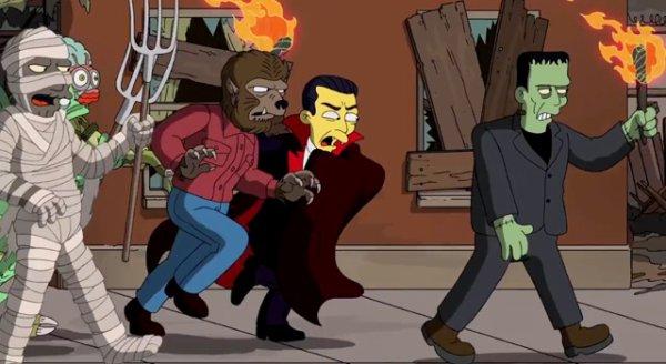 Halloween invite les Simpson numéro 3