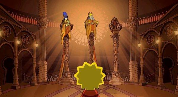 Halloween invite les Simpson numéro 4
