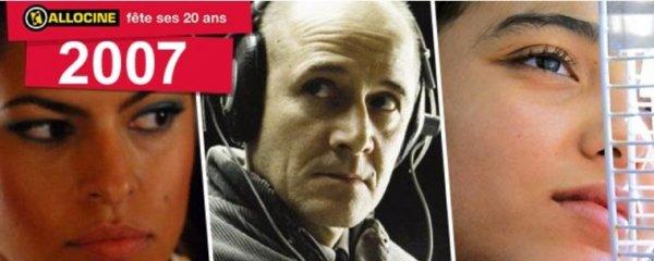 20 ans d'allociné : numéro 15 «Hors-Série 2007»