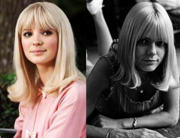 Les ressemblances effrayantes d'actrices pour les Biopics
