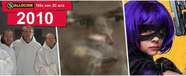 20 ans d'allociné numéro 18  : «Hors-Série 2010»