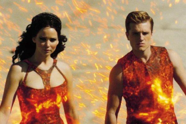 5 bonnes raisons d'aller voir Hunger Games 2