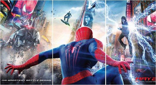 Affiches de films à venir numéro 11