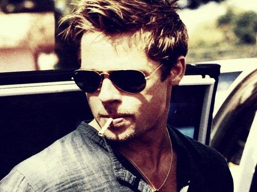 Brad Pitt : 50 ans !