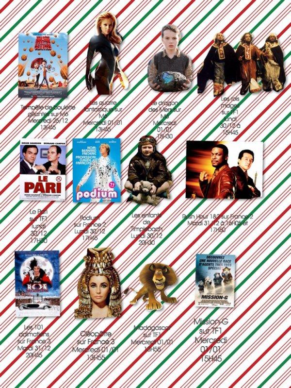 Fêtes 2013 : À voir numéro 6