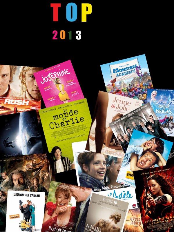 Classement Général des films de l'année 2013
