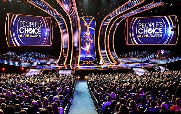 Palmarès Complet des People's Choice Awards 2014