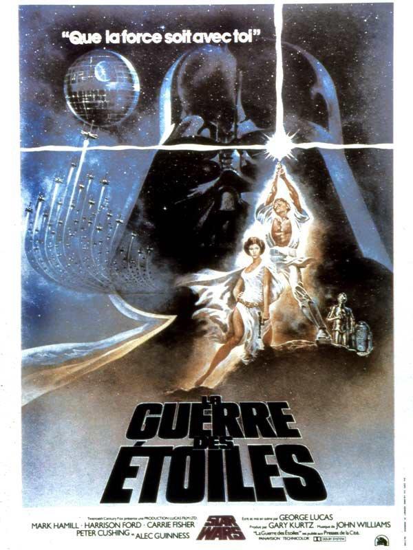 Star Wars épisode VI : Un nouvel Espoir (La guerre des étoiles)