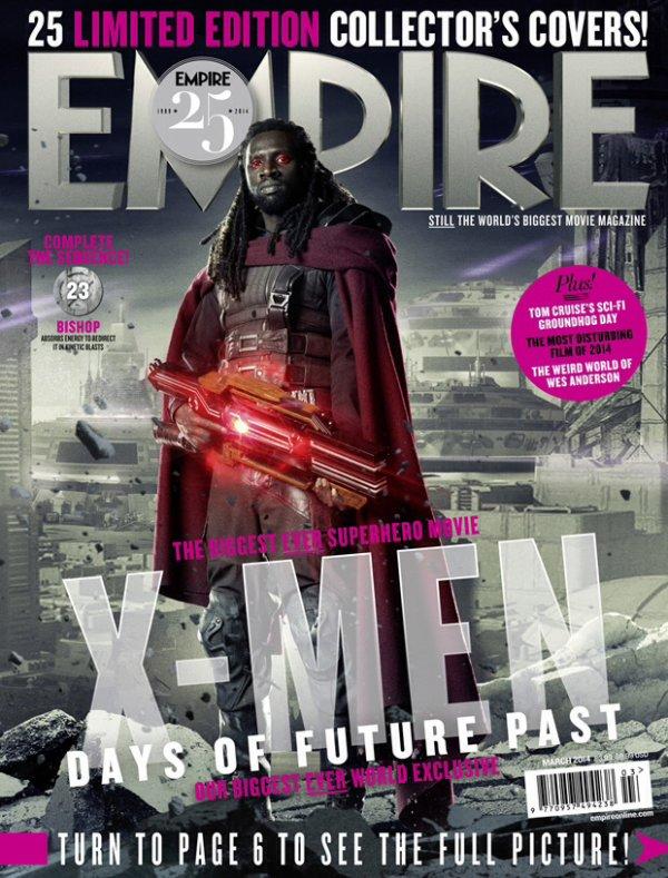 Omar Sy fait la première d'Empire