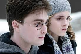Harry et Hermione devaient former un couple