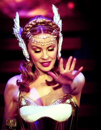Kylie Minogue nous dit ses comédies romantiques préférés
