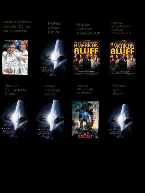 BAFTA 2014, pronostics numéro 1