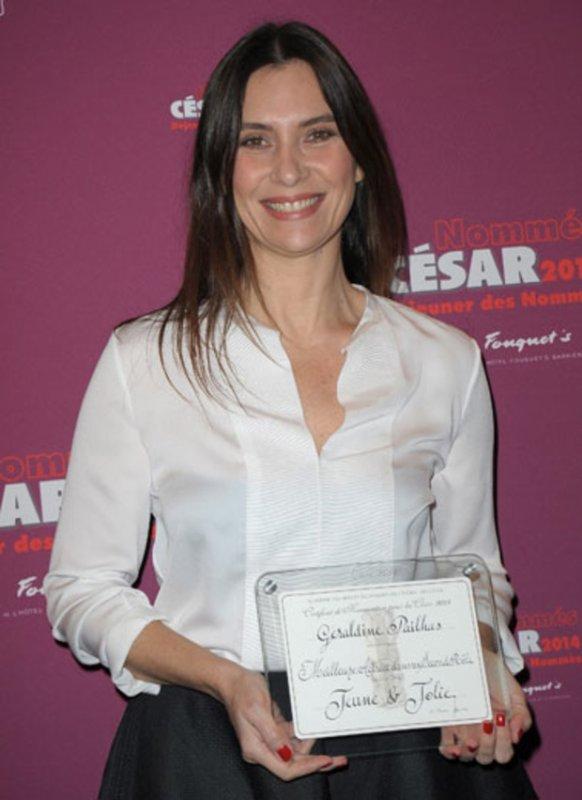 Photos du déjeuner des nommés aux Césars 2014 numéro 2