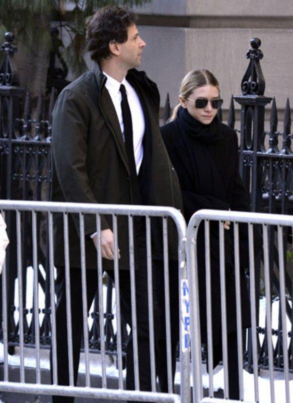 Photos des obsèques de Philip Seymour Hoffman numéro 2