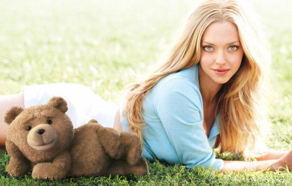 Amanda Seyfried remplace Mila Kunis dans la suite de Ted