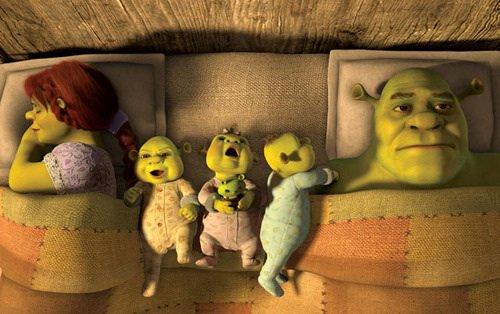 Une suite pour Shrek ?