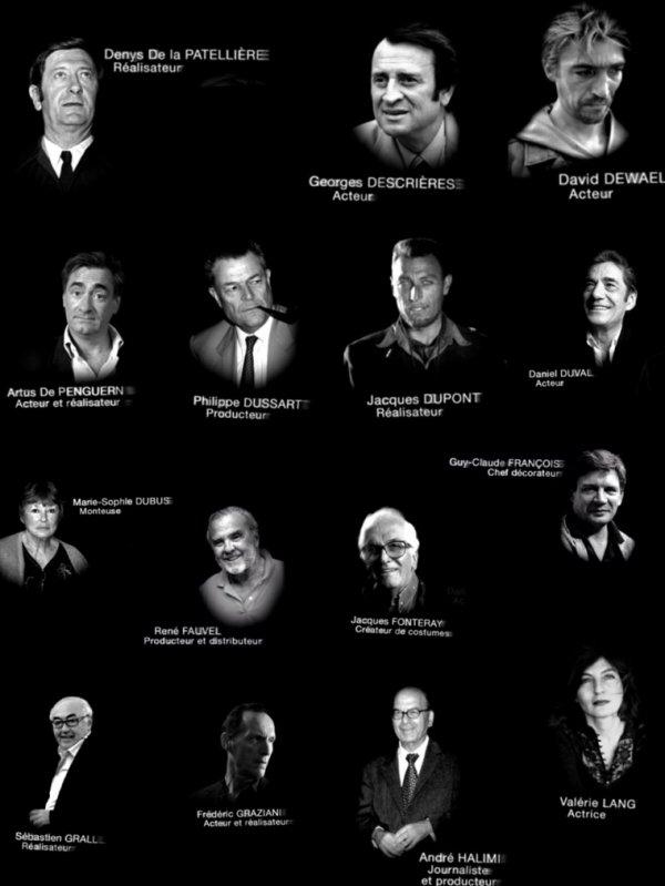Revivez la 39eme cérémonie des Césars numéro 1