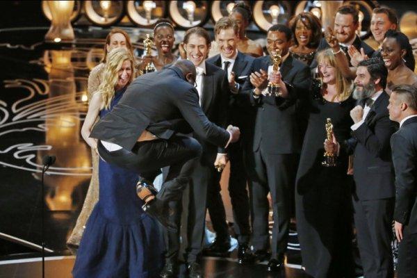 Oscars 2014 : Les plus belles photos numéro 4