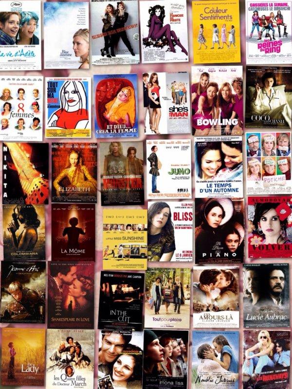 Films féministes : Spécial journée de la femme