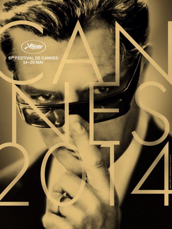Affiche de Cannes 2014 !!!