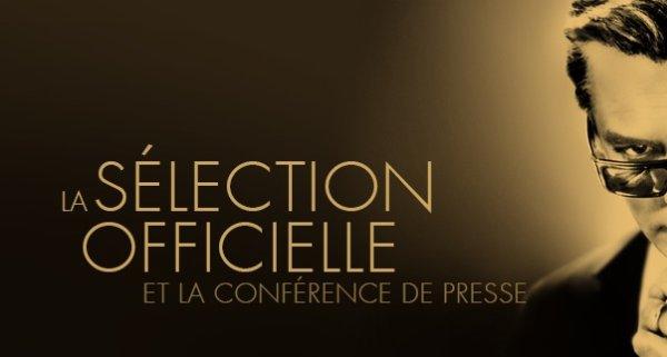 Sélection officielle Cannes 2014