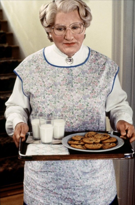 Robin Williams prêt pour un second volet de Mme Doubtfire