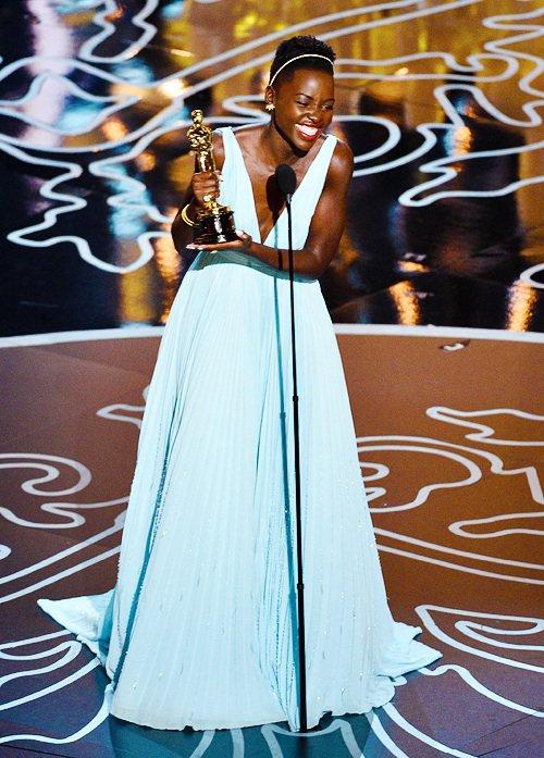 Lupita Nyong'o élue la plus belle femme du Monde