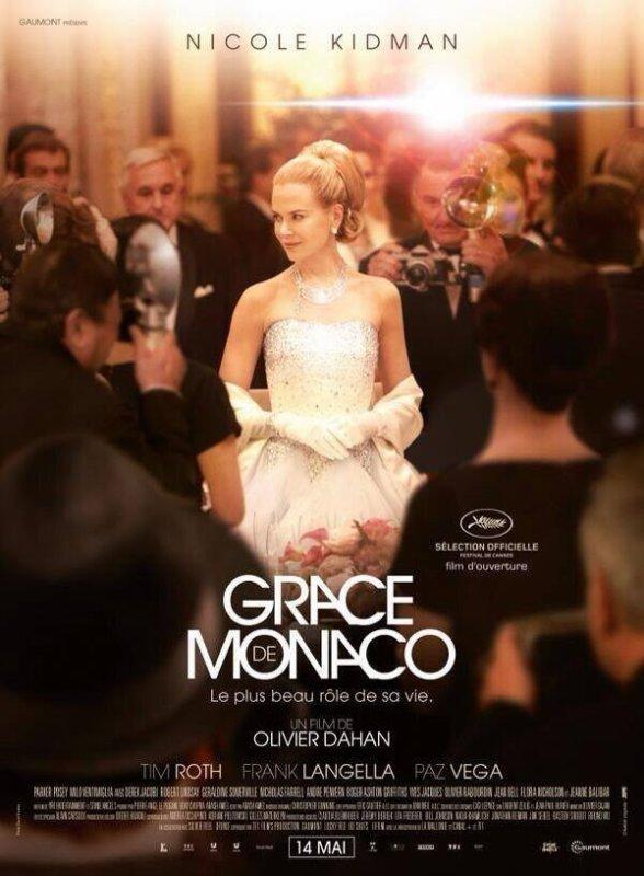 Une nouvelle affiche pour «Grace de Monaco»
