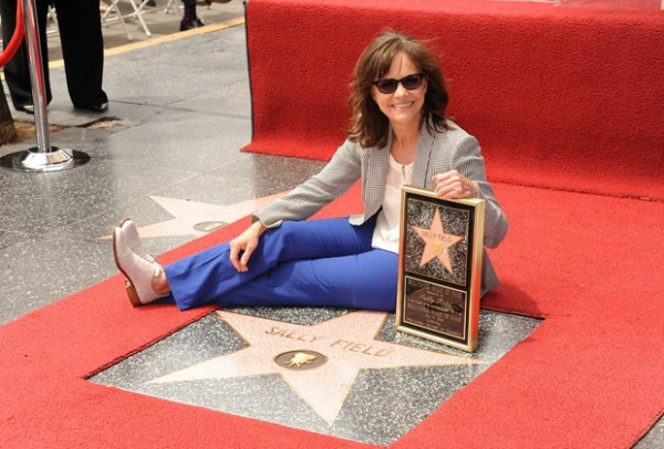 Sally Field : Nouvelle étoile sur l'Hollywood Boulevard