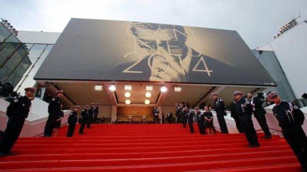 Cérémonie d'ouverture de Cannes 2014