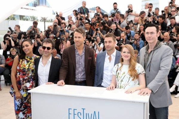 Cannes 2014 : Les plus belles photos numéro 9