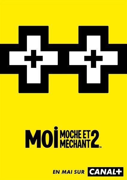Affiches de films version Canal +