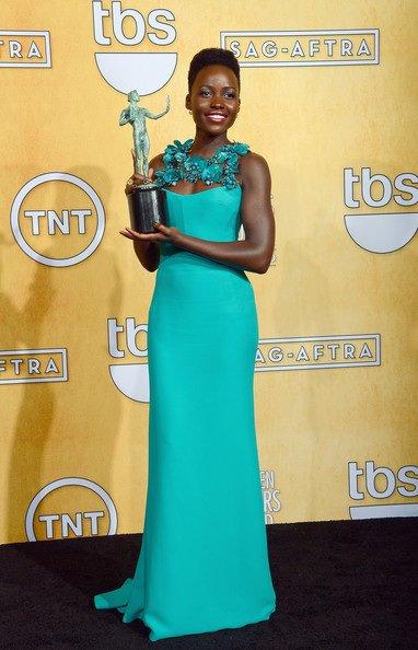 Lupita Nyong'o : bien présente dans Star Wars XVII