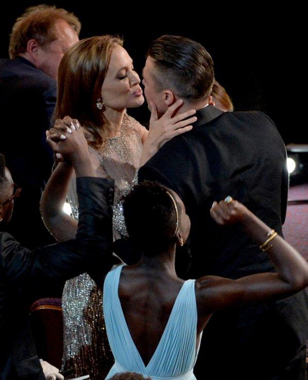 Angelina Jolie : Rejoindra Brad Pitt à Grevin