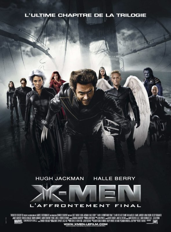 X-Men 3 : L'affrontement final