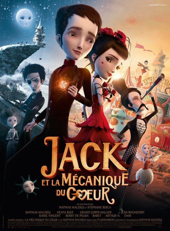 Jack et la mécanique du c½ur