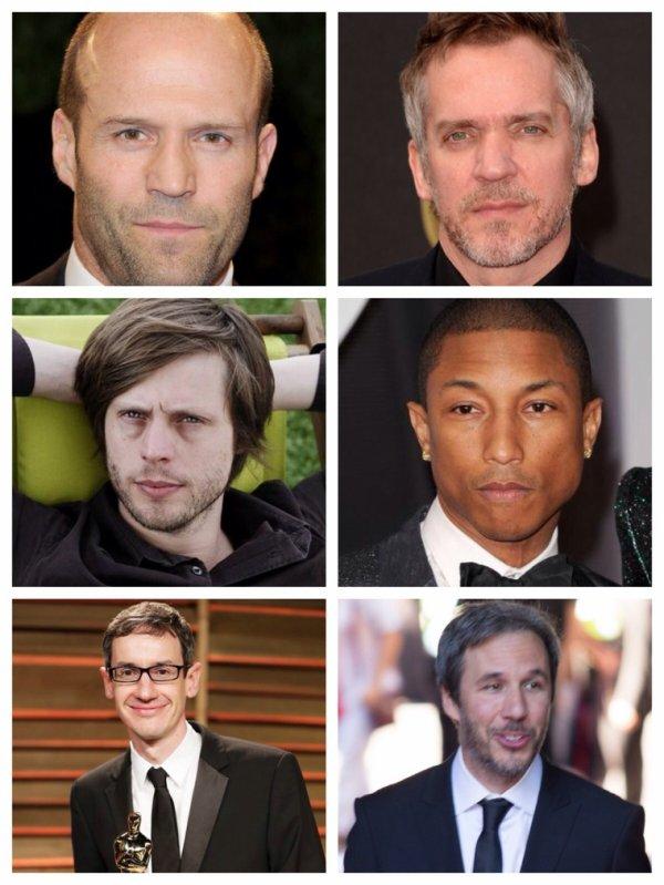 Les nouveaux membres de l'Académie des arts et des sciences du cinéma